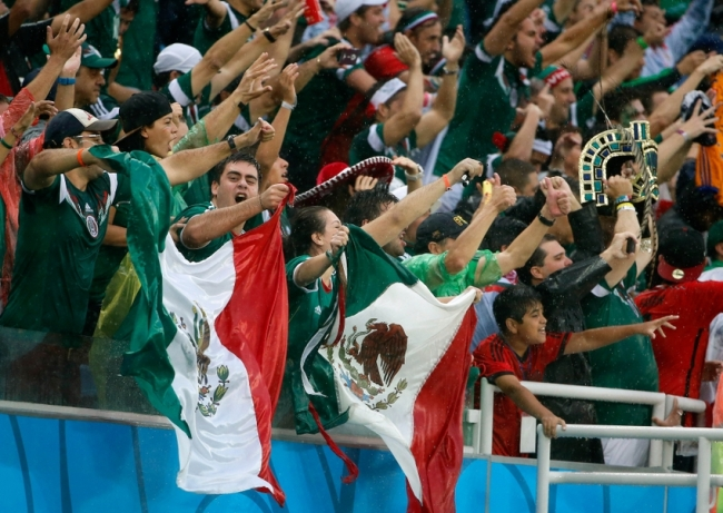 WORLD CUP DAY 3: MEXICO VS. CROATIA
