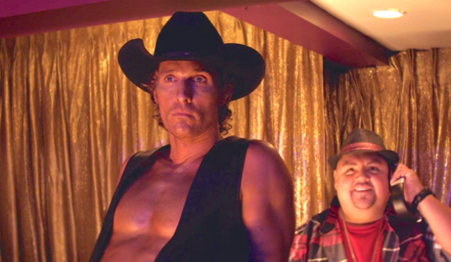 Magic Mike (2012), Matthew McConaughey, Gabriel Iglesias